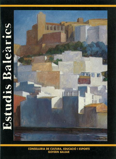 Estudis Baleàrics, núm. 31