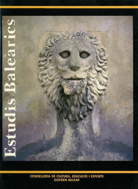 Estudis Baleàrics, núm. 32. Bartomeu Rosselló-Pòrcel