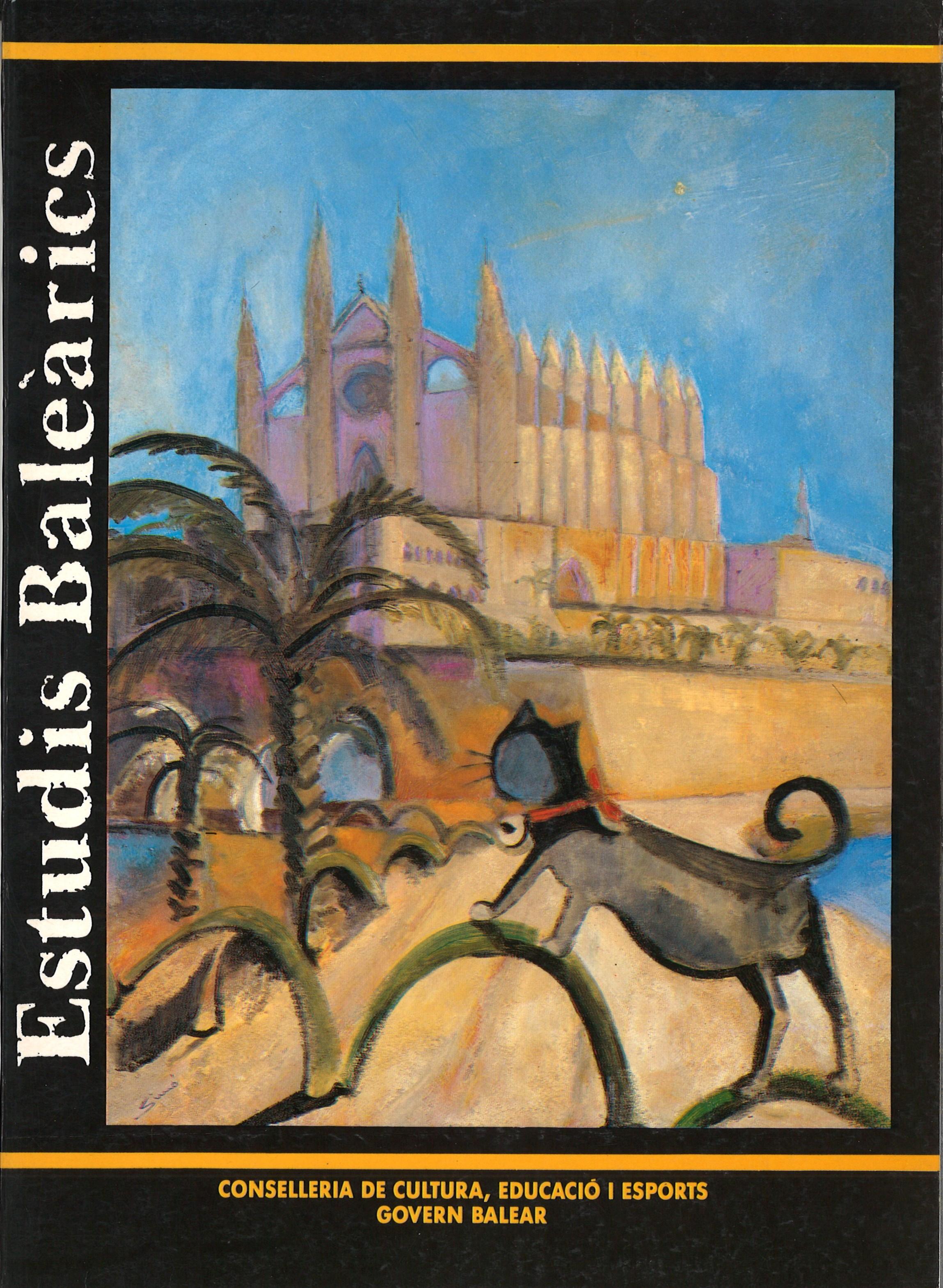 Estudis Baleàrics, núm. 33