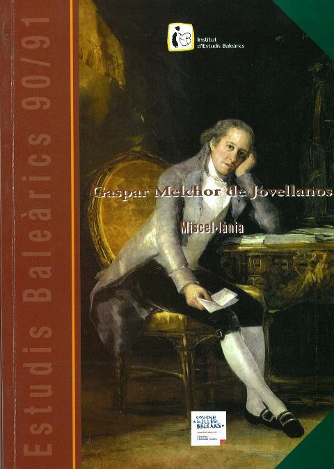 Estudis Baleàrics, núm. 90/91. Gaspar Melchor de Jovellanos. Miscel·lània