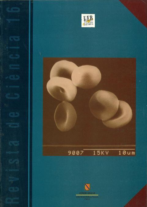 Revista de Ciència, núm. 16